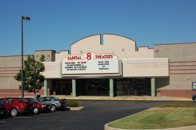 Capital 8 Theatres
