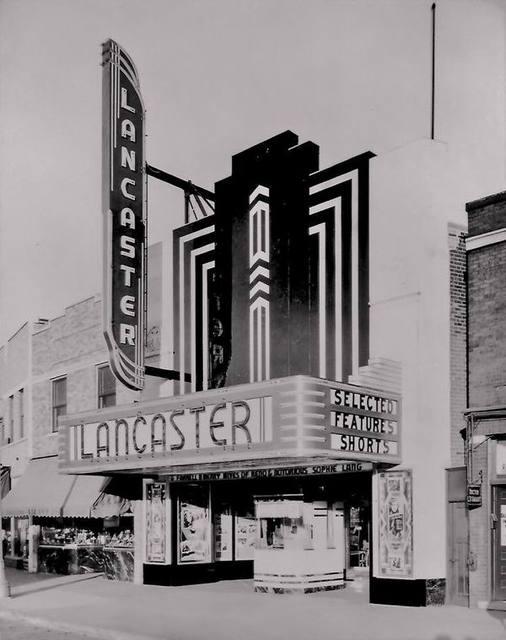 Lancaster Theatre in River Rouge MI