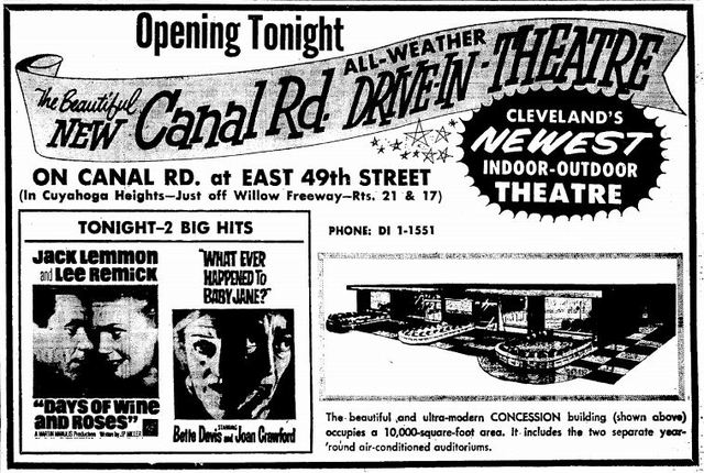 Canal Road All Weather Drive-In