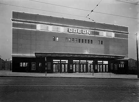 Odeon Eltham Hill 1938