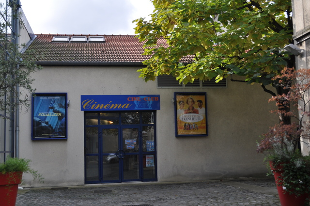 Cine-Club Cinema