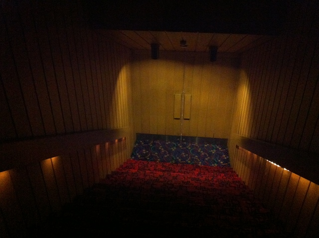 Enterance to foyer from Cinema 5.