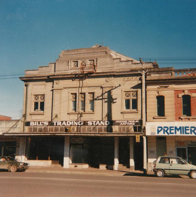 Winton's Theatre Royal.