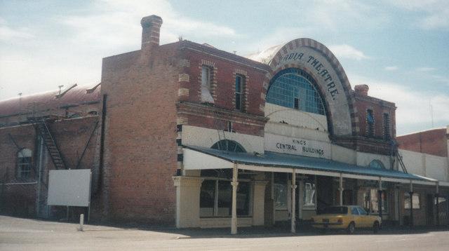 Arcadia Cinema, Waimate