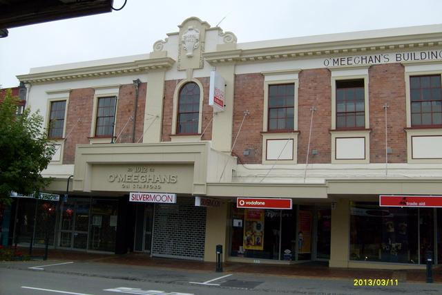 Regent Cinema, Timaru