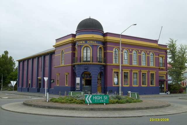 Town Hall (Regent, Everybodys) Cinema