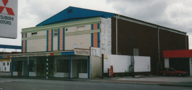 St James cinema, Westport