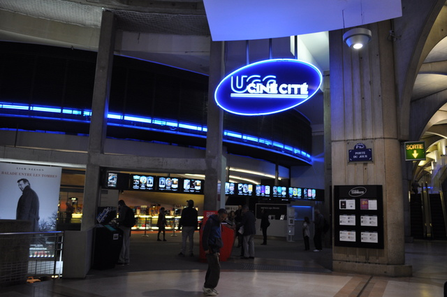 UGC Cine Cite Les Halles