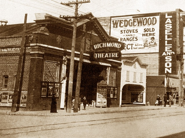 RIchmond Theatre 1913