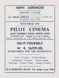 Pilot Cinema