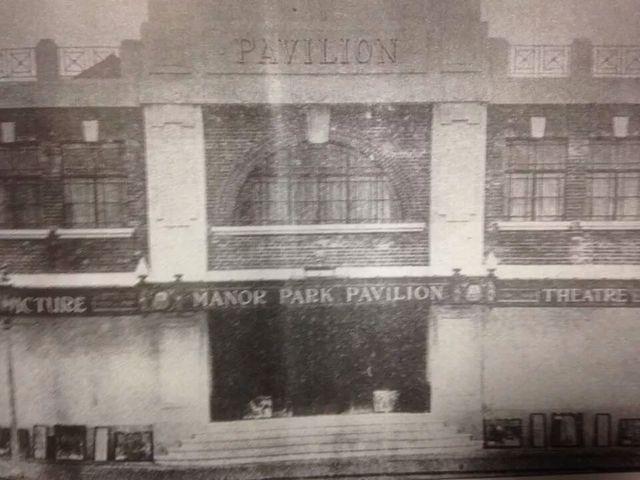 Manor Park Pavilion Picture Theatre