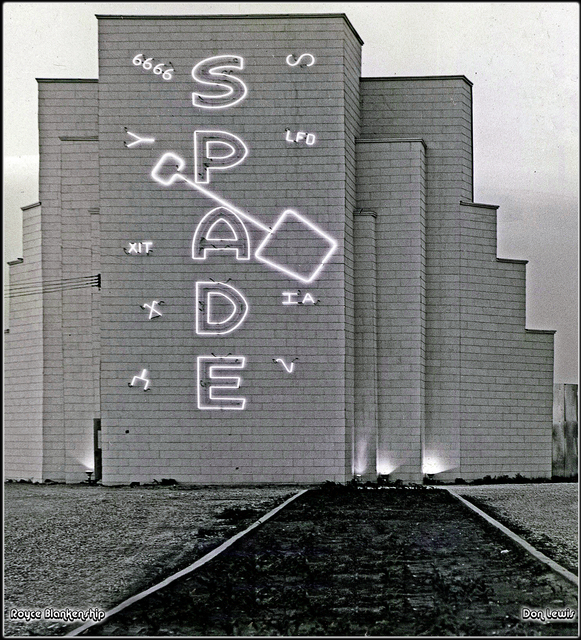 Spade Drive-In ... Levelland Texas