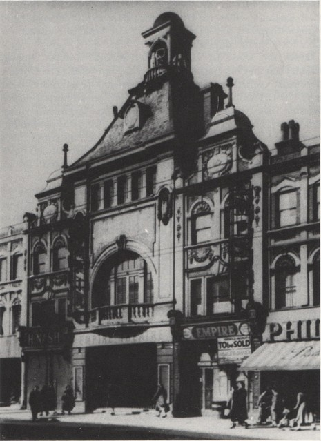 Wood Green Empire Theatre