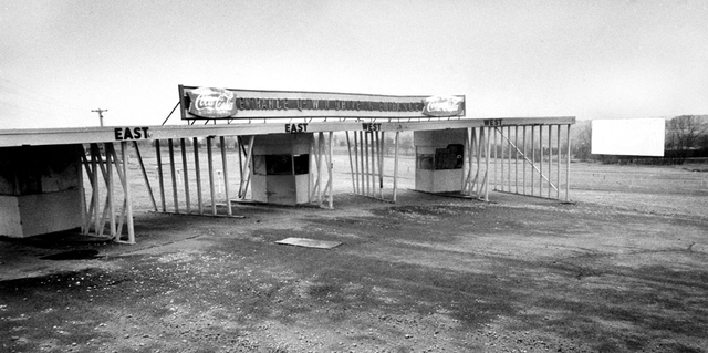 Q-Twin East Drive-In