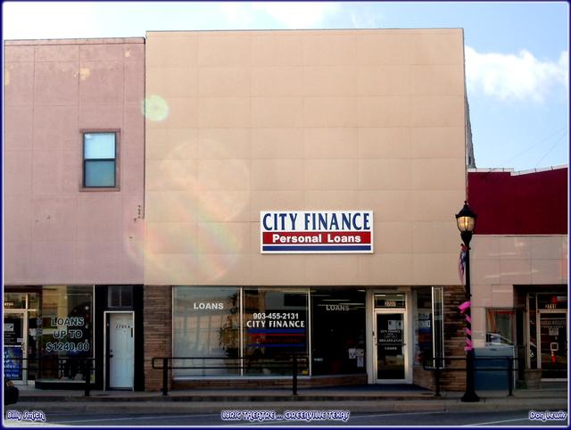 Lyric Theatre ... Greenville Texas