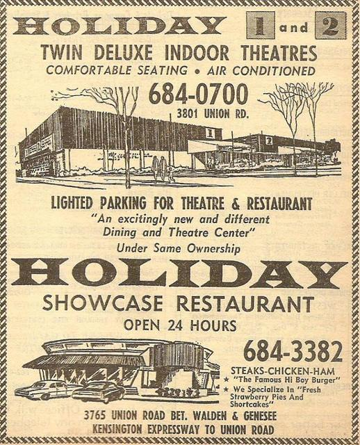 Holiday Six Theatres