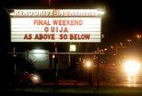KENO DRIVE-IN Theatre; Pleasant Prairie (Kenosha), Wisconsin.