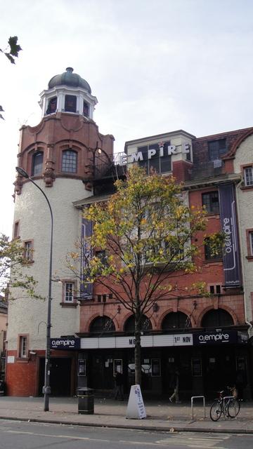 Shepherd's Bush Empire Theatre
