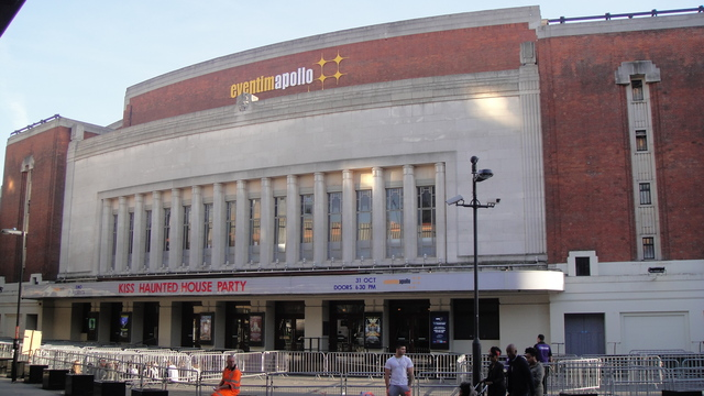 Eventim Apollo Hammersmith