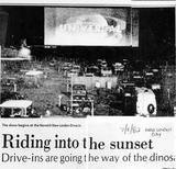 Newspaper photo July 1982
