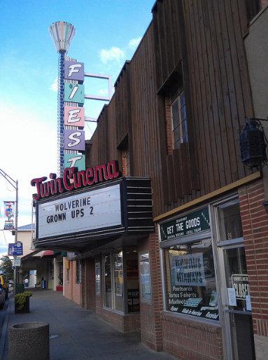 Fiesta Twin Cinema