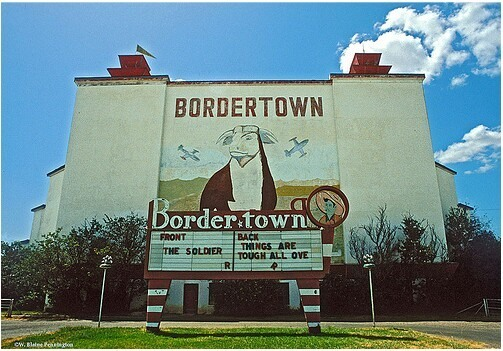 Bordertown Drive-In