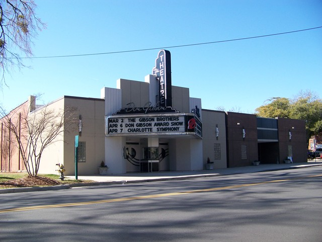 Don Gibson Theater