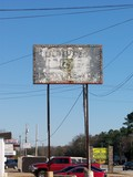 South 29 Drive-In Sign