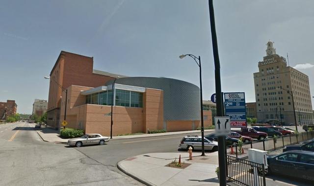 Powers Auditorium
