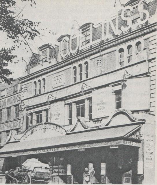 Collins' Music Hall