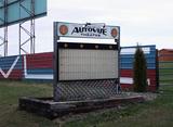 Galva Autovue Drive-In, Galva, IL
