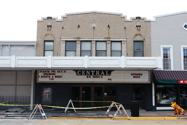 Central Theatre, Geneseo, IL
