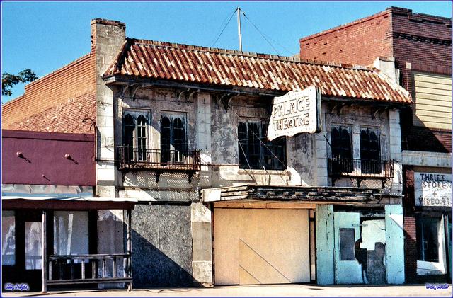 Palace Theatre ... Cisco Texas