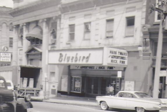 New Bluebird Theatre