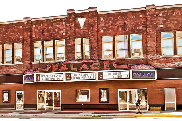 Waverly Palace Theatre