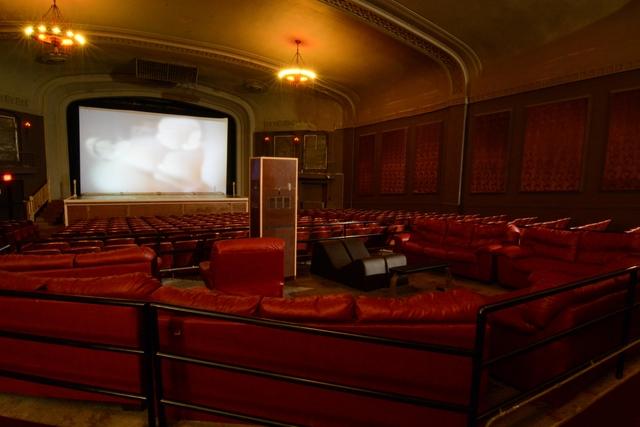 Westwood Theatre Of The Arts In Toledo Oh Cinema Treasures