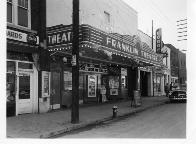 The Old Franklin Theatre