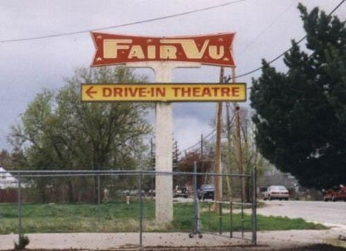 Fair Vu Drive-In