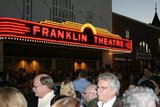 The Newly-Renovated & Professionally-Restored Franklin Theatre!