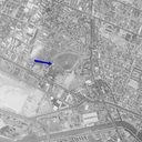 Aerial photo 1951, courtesy of USGS Earth Explorer