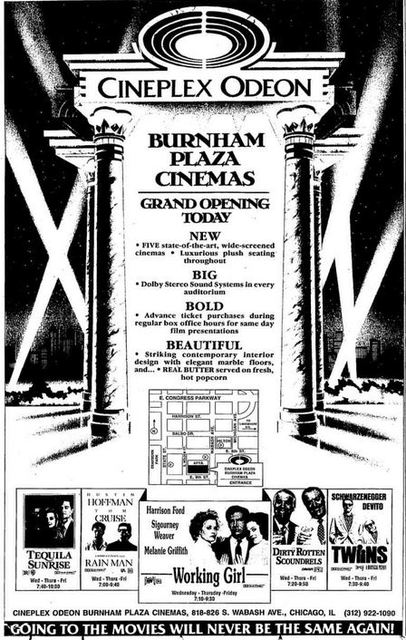 December 21st, 1988 grand opening ad