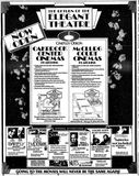 3 cinemas on Christmas Day 1987