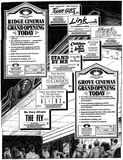 October 3rd, 1986 grand opening ad