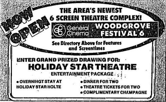 April 18th, 1986 grand opening ad