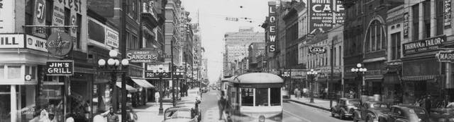 Circa 1940's photo courtesy of the Tennesee Artifacts & History Facebook page.