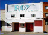 Roy Theatre ... Munday Texas ... 2014