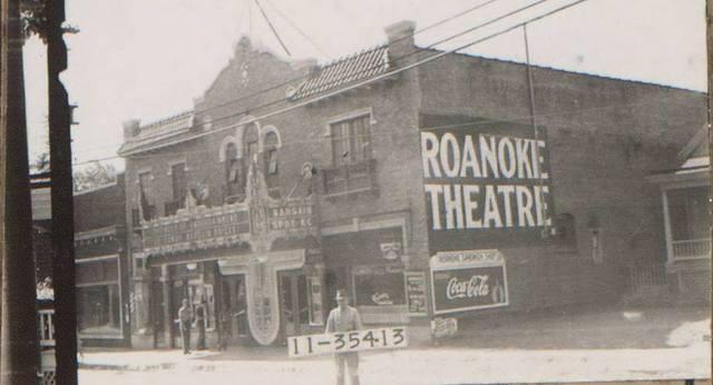 Roanoke Theater in Kansas City, Missouri.