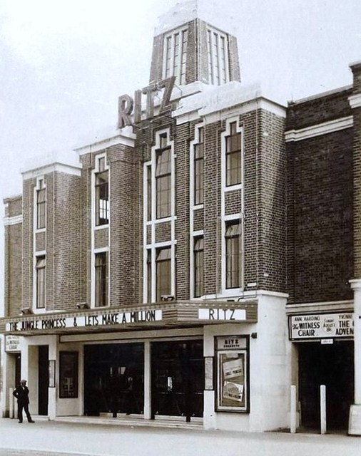 Ritz Cinema Whitton