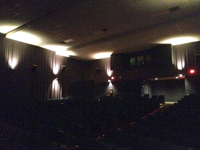Factoria Auditorium #8 reverse