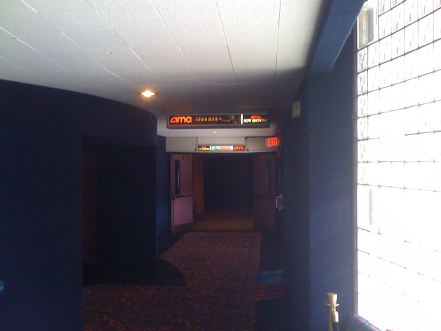 Entrance to #7